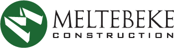 Meltebeke Construction Logo